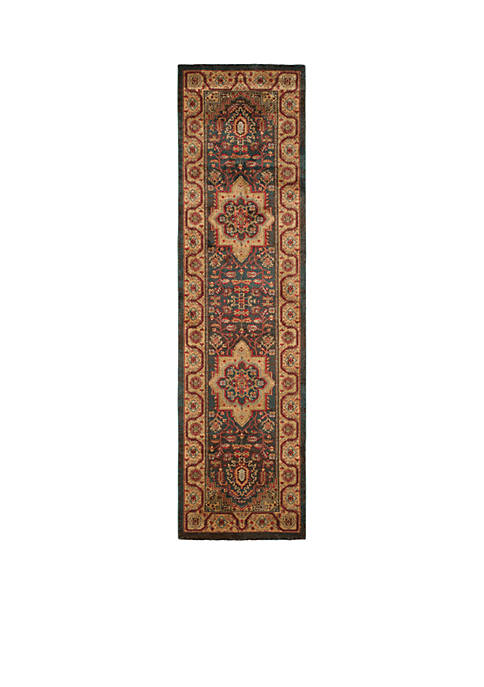 Safavieh Mahal Navy/Natural Area Rug 2-ft. 2-in. x