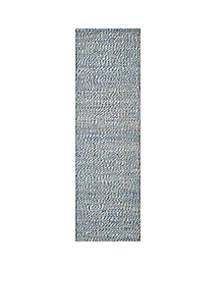 Safavieh Natural Fiber Blue/Ivory Area Rug