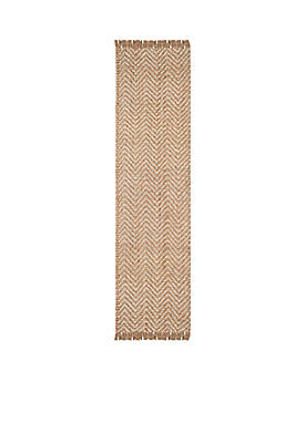 Natural Fiber Bleach/Natural Area Rug 2-ft. 6-in. x 4-ft.