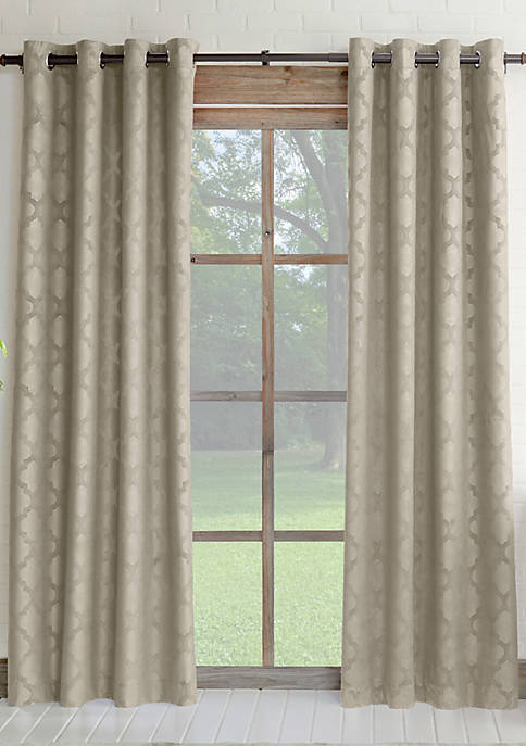 Winston Estate Taupe Insulating Grommet Pnl