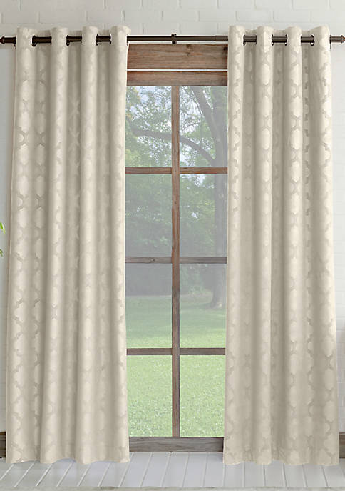 Winston Estate 52X95 Ivory Insulating Grommet Pnl