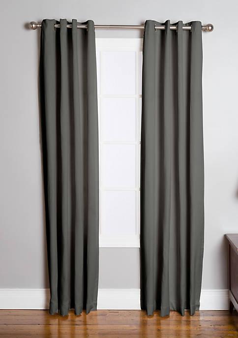 Winston Halle 56 x 84 Ivory Grommet Panel