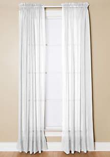 Preston White Rod Pocket Panel