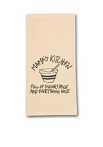 Magnolia Lane Mama\'s Kitchen Hand Towel | belk