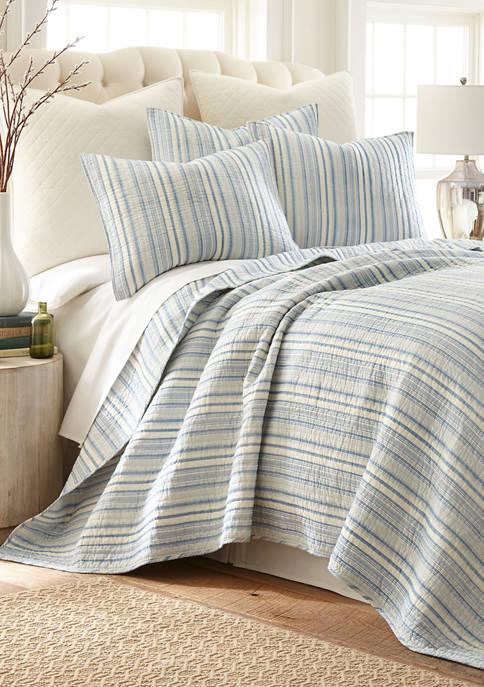 Levtex Bondi Stripe Quilt Set