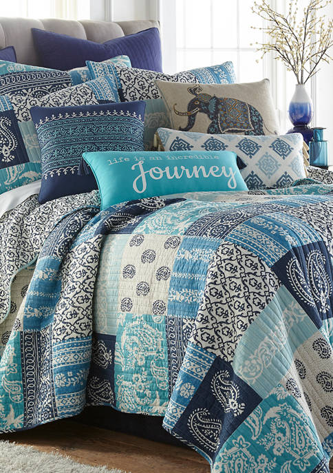 Levtex Chandra Quilt Set