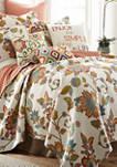 Clementine Spring Quilt Set