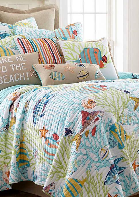 Beachwalk Quilt Set