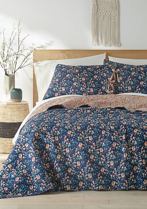Levtex Georgina Quilt Set