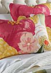 Grandiflora Full/Queen Quilt Set