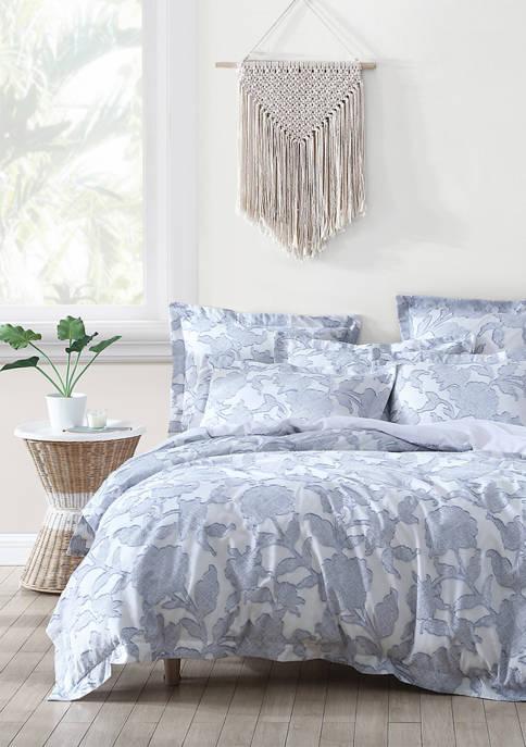 Sloane Blue Duvet Set