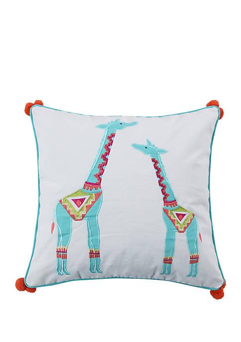 Mariska Screenprint Pillow