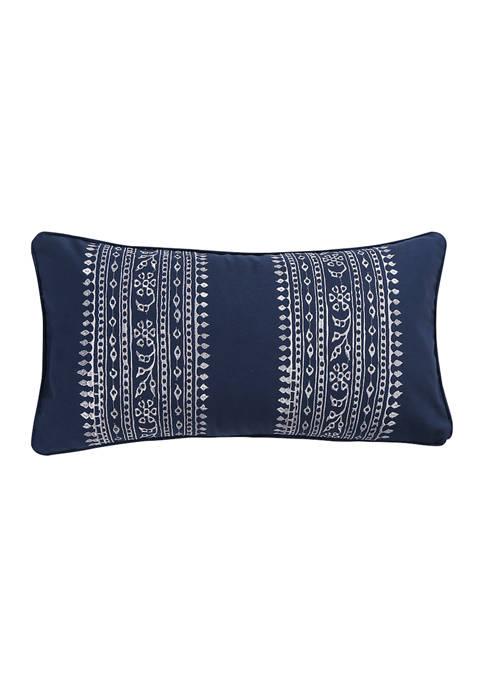 Levtex Valentina Embroidered Pillow