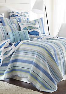 Kochi Fish Quilt Set