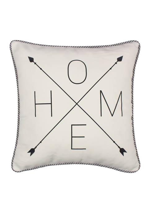 Rochelle Stripe Home Pillow
