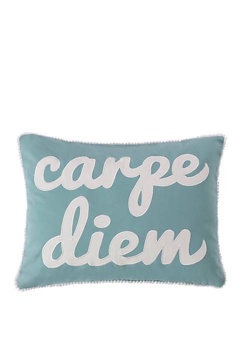 Levtex Home Tania Carpe Diem Pillow