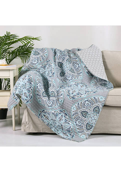 Tania Quilted Throw