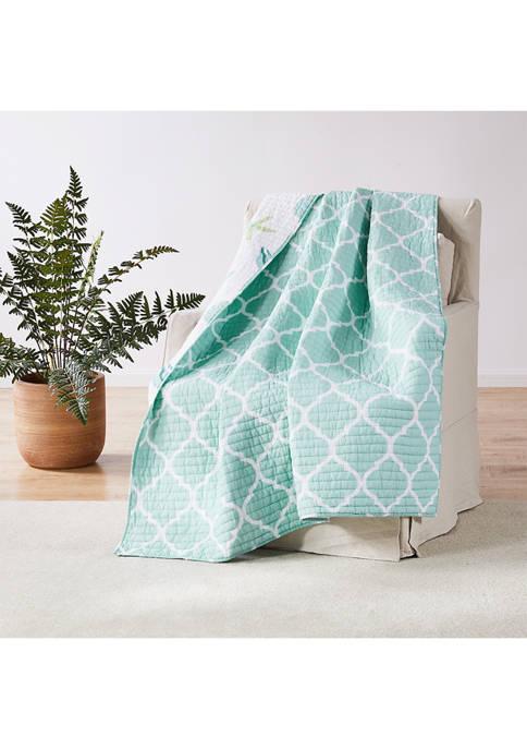 Levtex Home Del Rey Quilted Throw