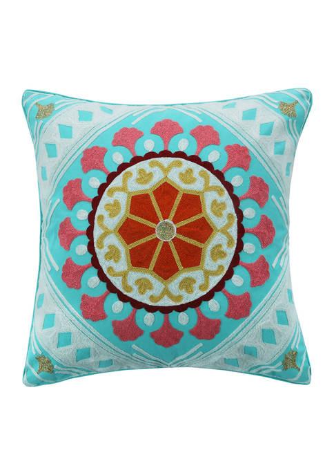Levtex Amisha Diamond Geo Pillow