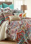 Amisha Diamond Geo Pillow
