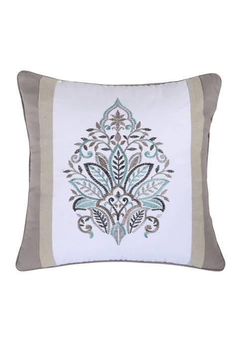 Levtex Rome Pieced Pillow