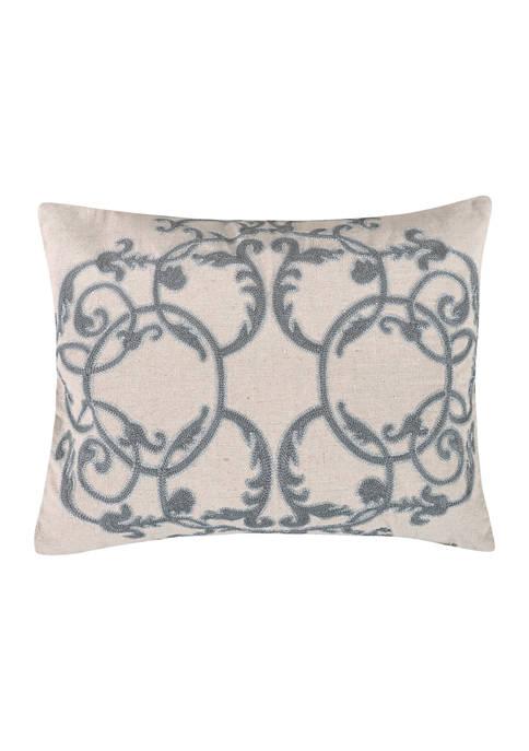 Rome Metallic Pillow