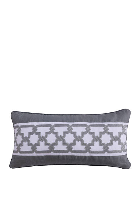 Montecito Crewel Pillow