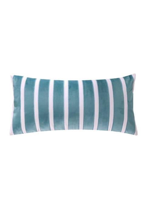 Lara Spa Stripe Pillow