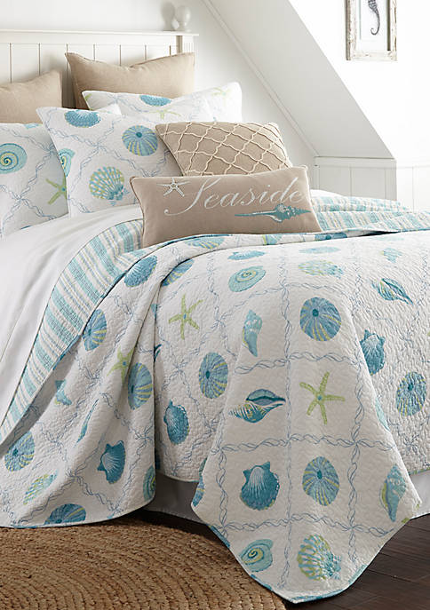 Levtex Sulu Sea Quilt Set