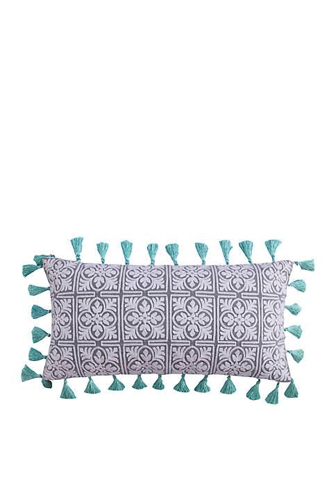 Legacy Tassel Pillow