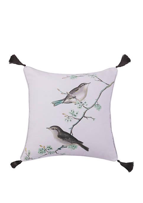 Legacy Bird Pillow