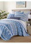 Aquataine Hmong Pillow
