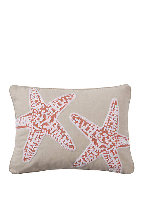 Lagos Starfish Pillow