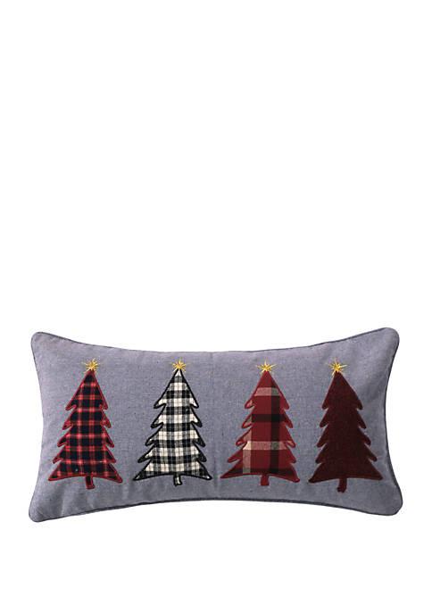 Levtex Rudolph Trees Pillow
