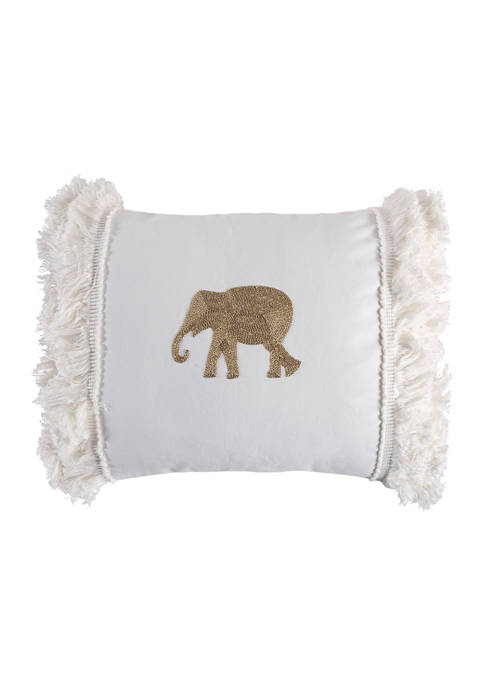 Levtex Home Nacala Elephant Pillow