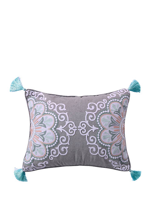 Josie Spa Medallion Pillow