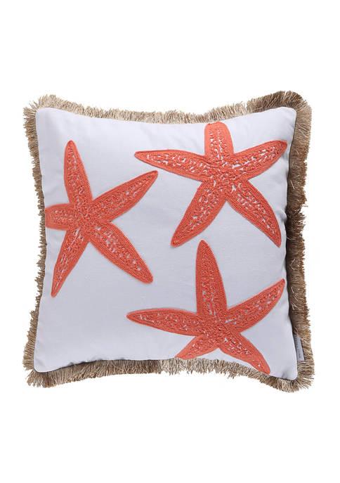 Levtex Home Bakio Starfish Pillow