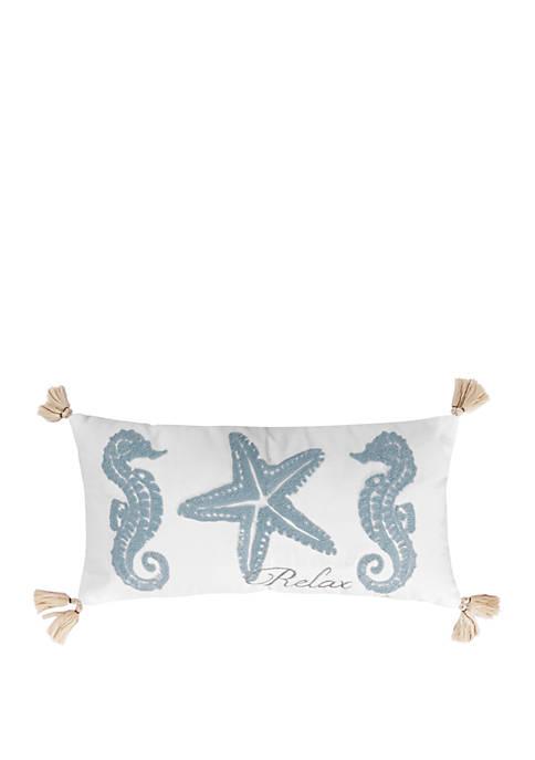 Levtex Home Caleta Starfish Pillow