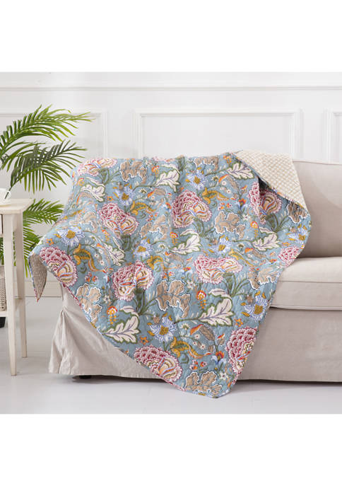 Levtex Home Angelica Quilted Throw