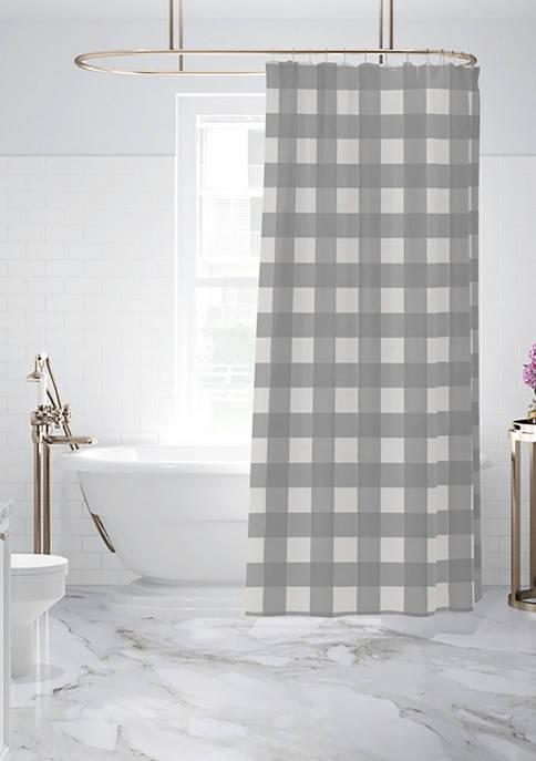Camden Gray Shower Curtain