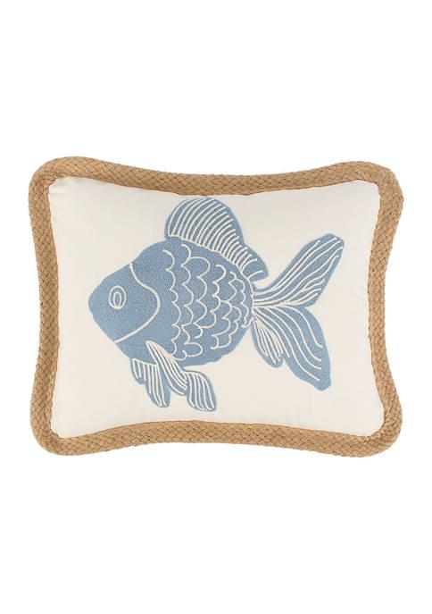 Levtex Home Pataya Fish Pillow