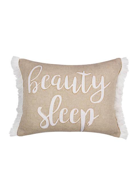 Levtex Loretta Beauty Sleep Pillow