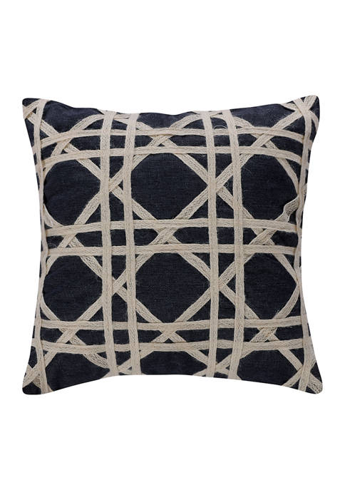 Levtex Elijah Canvas Pillow
