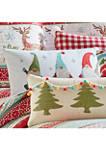Let it Snow Gnome Pillow