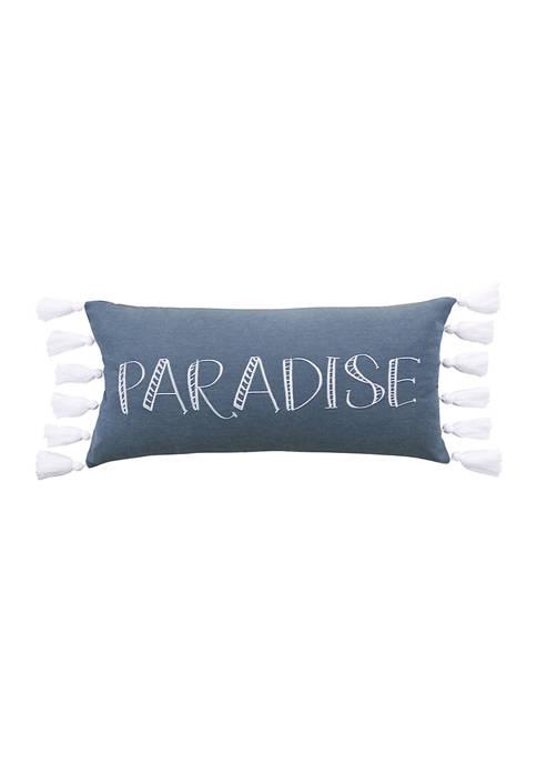 Levtex Home Truro Paradise Pillow