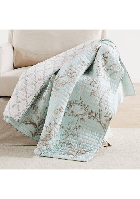 Cozette Quilted Throw
