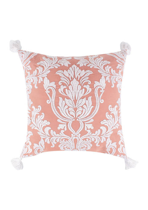 Belhaven Embroidered Pillow