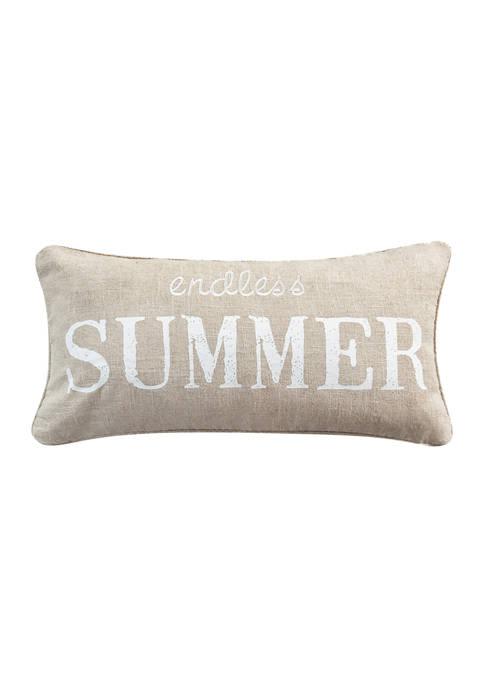 Levtex Home Endless Summer Pillow