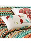 Corona Birds Pillow