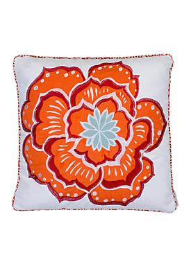 Adelais Flower Pillow